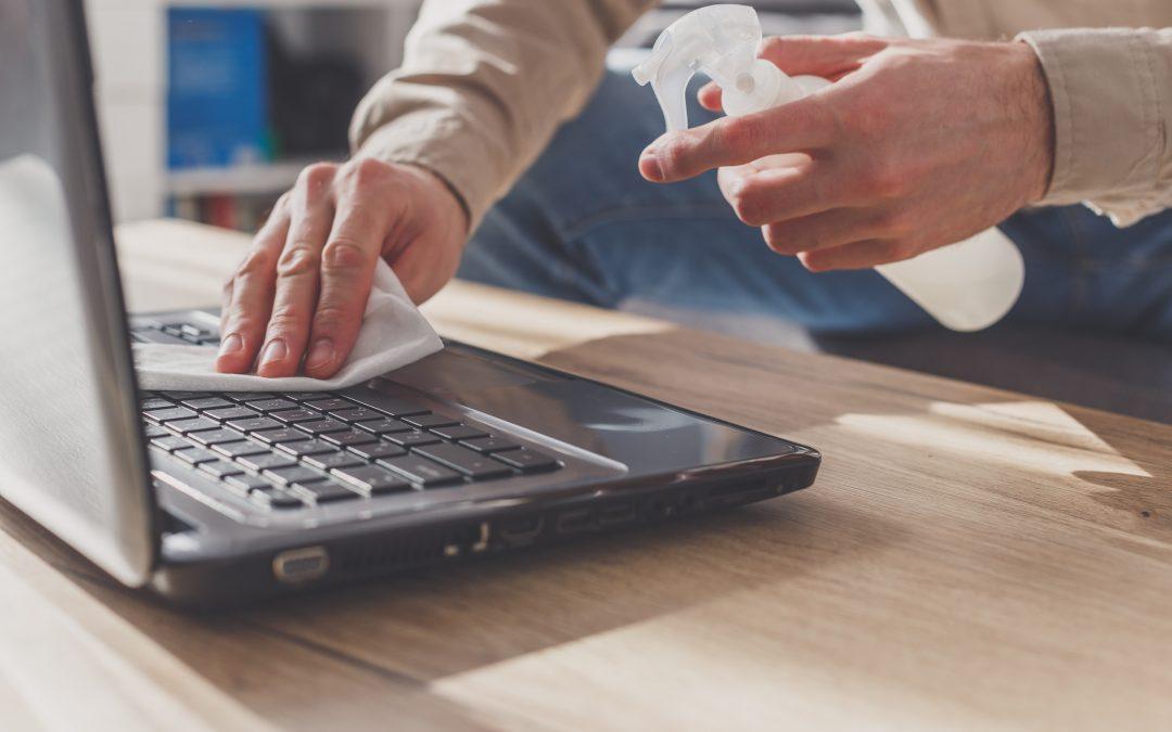 Tips para mantener limpia tu área de trabajo